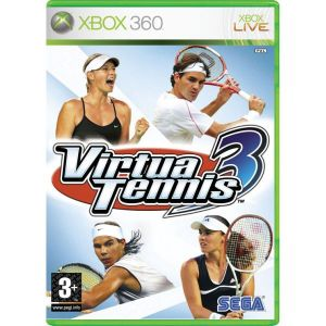 Virtua Tennis 3 Xbox 360