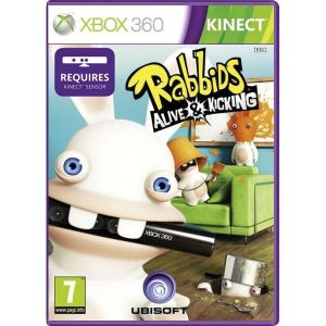 Rabbids Alive and Kicking Xbox 360