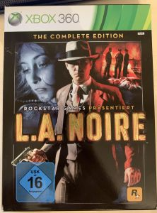 L.A. Noire Special Edition Xbox 360