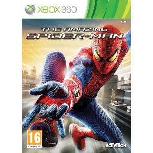 The Amazing Spider-man Xbox 360