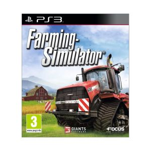 Farming Simulator PS3