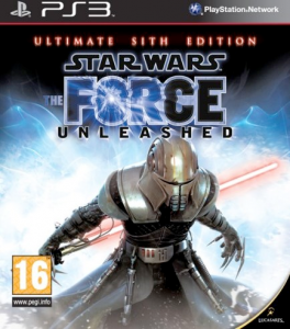 Star Wars: The Force Unleashed Ultimate Sith Edition PS3