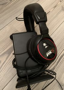 Sluchatka Turtle Beach Ear Force PX5 PS3