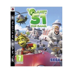 Planet 51: The Game PS3