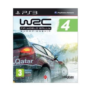 WRC 4 FIA World Rally Championship PS3