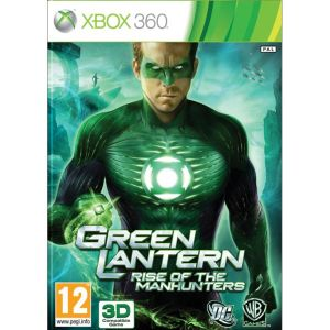 Green Lantern Rise of the Manhunters Xbox 360