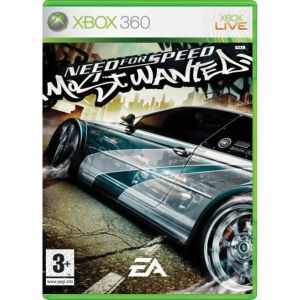 Need For Speed Most Wanted NJ Xbox 360