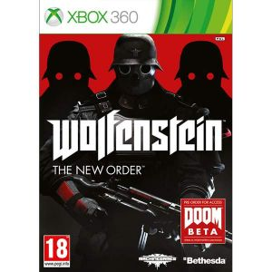 Wolfenstein The New Order NJ Xbox 360