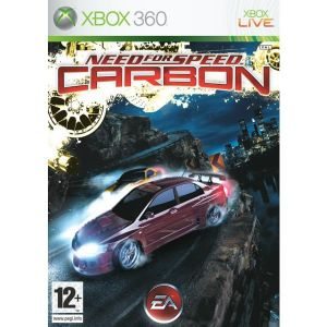 Need For Speed Carbon NJ Xbox 360