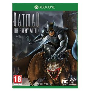 Batman The Telltale Series The Enemy Within Xbox One