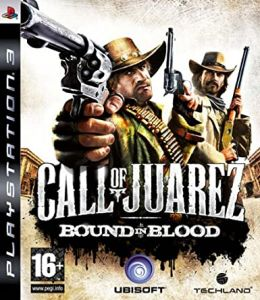 Call of Juarez Bound in Blood PS3