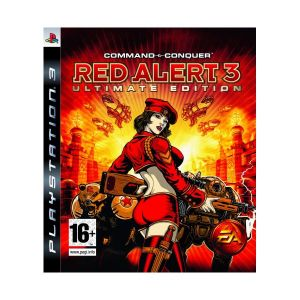 Command & Conquer Red Alert 3 NJ PS3