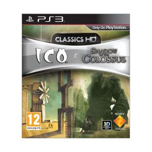 ICO & Shadow of the Colossus (Classics HD) PS3