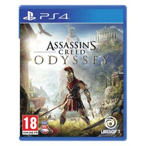 Assassins Creed Odyssey CZ PS4