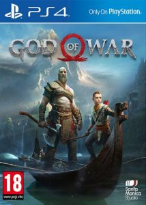 God of War CZ PS4