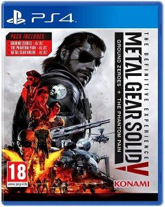 Metal Gear Solid 5: The Definitive Experience PS4