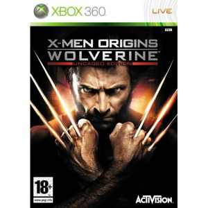 X-Men Origins Wolverine Xbox 360