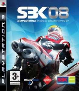 SBK 08 Superbike World Championship PS3