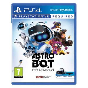 Astro Bot Rescue Mission PS4