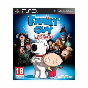 Family Guy: Back to the Multiverse / Griffinovi PS3