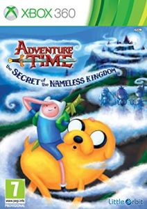 Adventure Time The Secret of the Nameless Kingdom Xbox 360