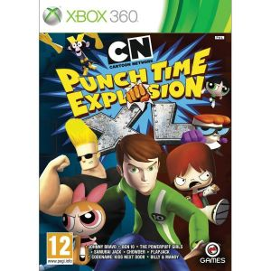 Cartoon Network Punch Time Explosion XL Xbox 360