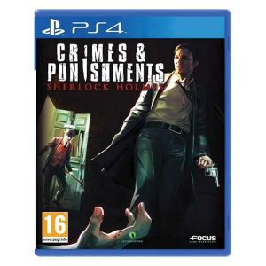 Sherlock Holmes Crimes & Punishments PS4