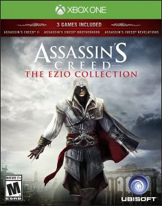 Assassins Creed The Ezio Collection CZ Xbox One