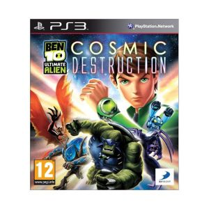 Ben 10 Ultimate Alien Cosmic Destruction PS3
