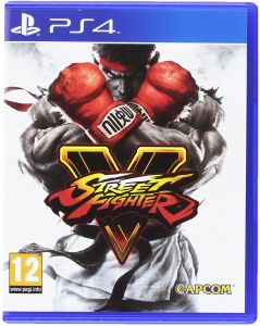 Street Fighter 5 PS4