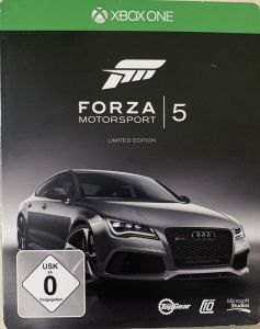 Forza Motorsport 5 Limited Edition Xbox One