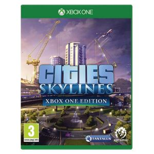 Cities Skylines Xbox One Edition Xbox One
