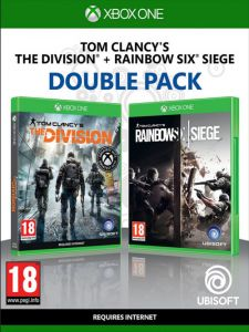 Tom Clancys The Division / Rainbow Six Siege Xbox One
