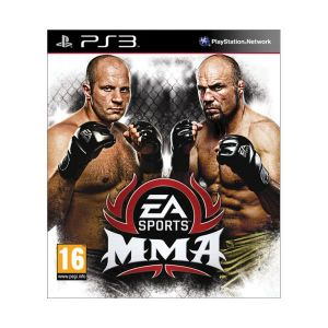 EA Sports MMA PS3
