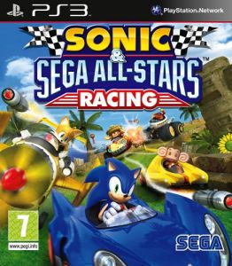 Sonic and All-Star Racing PS3