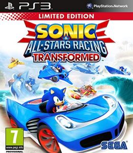 Sonic and All-Star Racing Transformed PS3