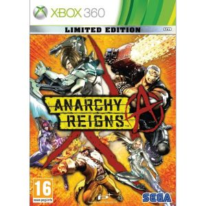 Anarchy Reigns Limited Edition Xbox 360
