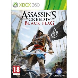 Assassins Creed 4 Black Flag Xbox 360