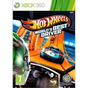 Hot Wheels Worlds Best Driver Xbox 360