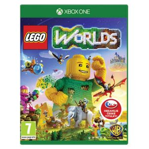LEGO Worlds CZ Xbox One
