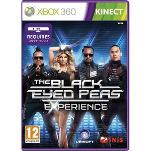 The Black Eyed Peas Experience Xbox 360