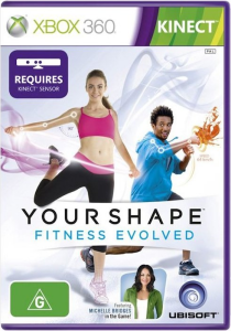 Your Shape: Fitness Evolved Kinect Xbox 360