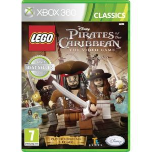 LEGO Piráti z Karibiku / pirates of the caribbean Xbox 360