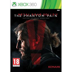Metal Gear Solid 5 The Phantom Pain Xbox 360