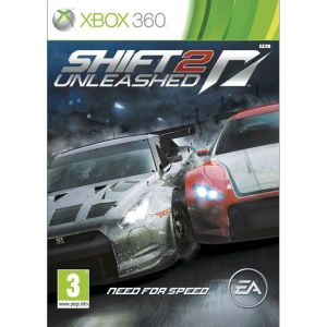 Need For Speed Shift 2 Unleashed Xbox 360