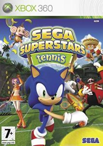 SEGA Superstars Tennis Xbox 360