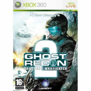 Tom Clancys Ghost Recon Advanced Warfighter 2 Xbox 360
