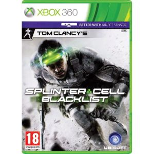 Tom Clancys Splinter Cell Blacklist Xbox 360