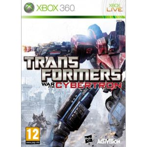 Transformers War for Cybertron Xbox 360