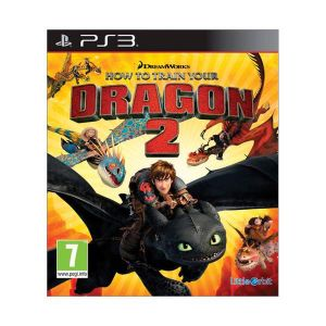 How to Train Your Dragon 2 / Jak vycvičit draka PS3